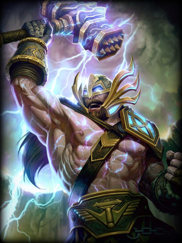 Wrath of Valhalla Thor