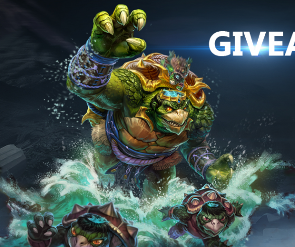 Rise of the Kappa Giveaway