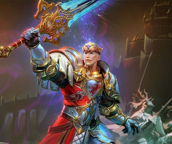 Deathbringer King Arthur Now Available Through Twitch Prime