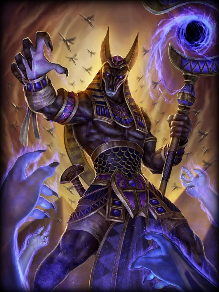 Anubis Nightwalker