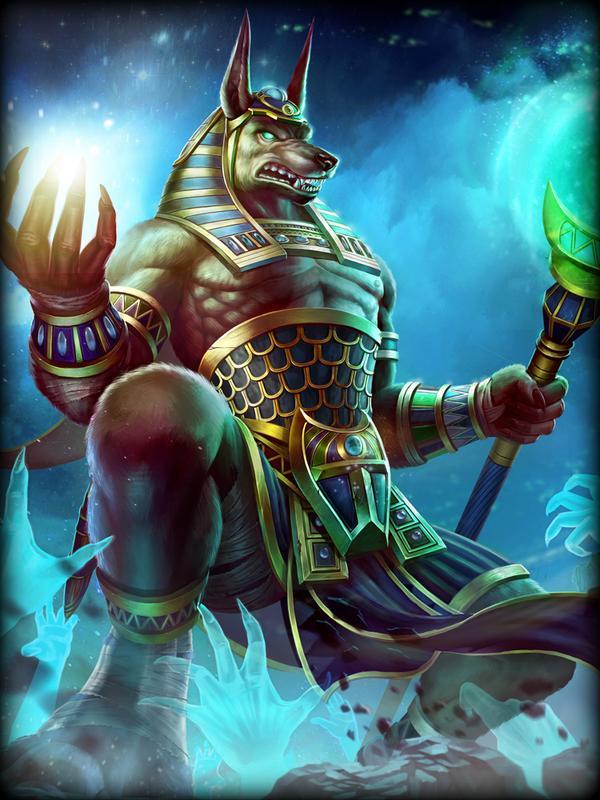 Anubis Standard
