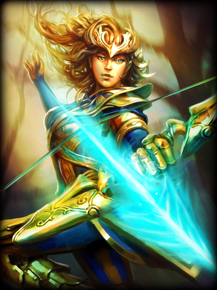 Golden Artemis