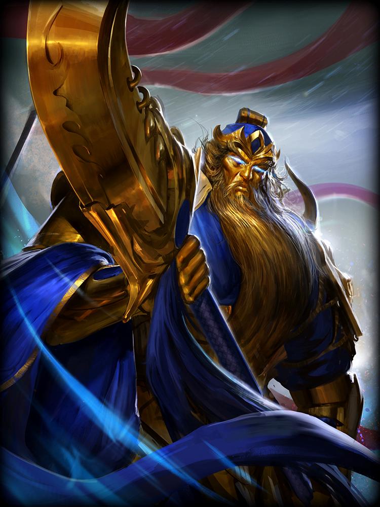 Golden Guan Yu