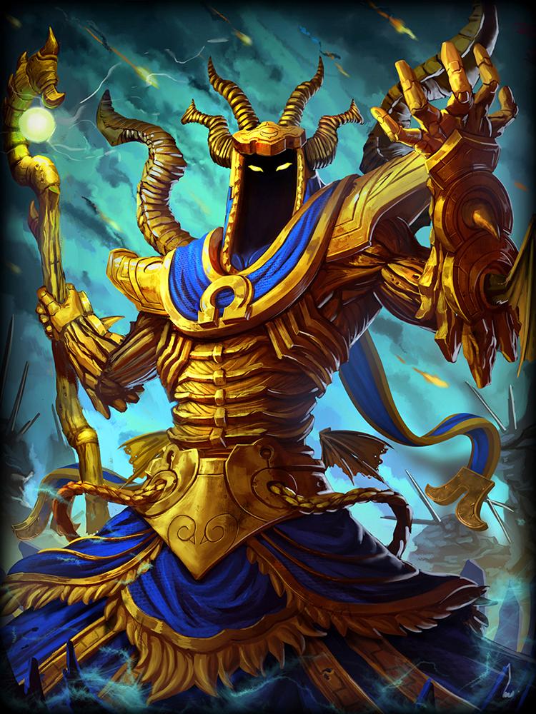Golden Hades