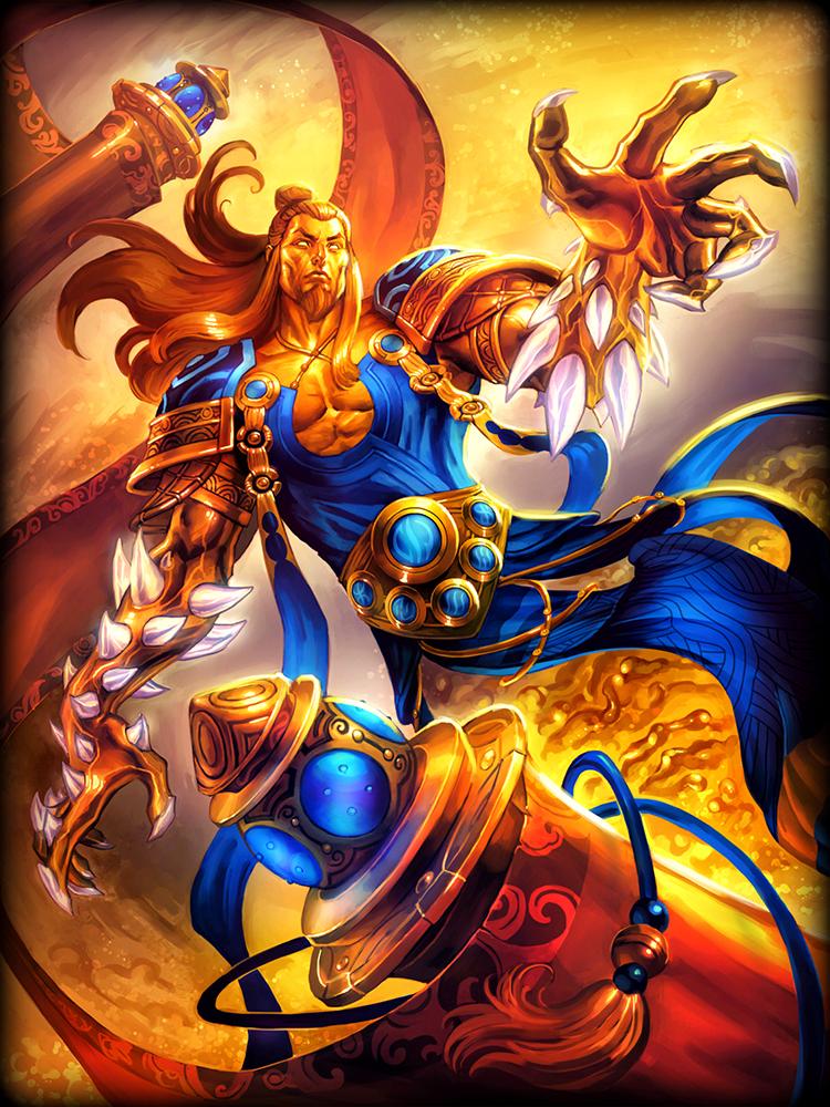 Golden He Bo