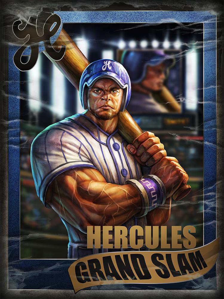Grand Slam Hercules
