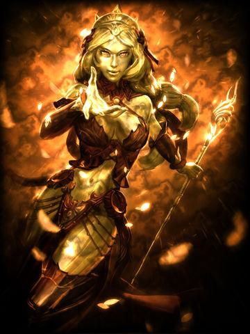 Legendary Aphrodite
