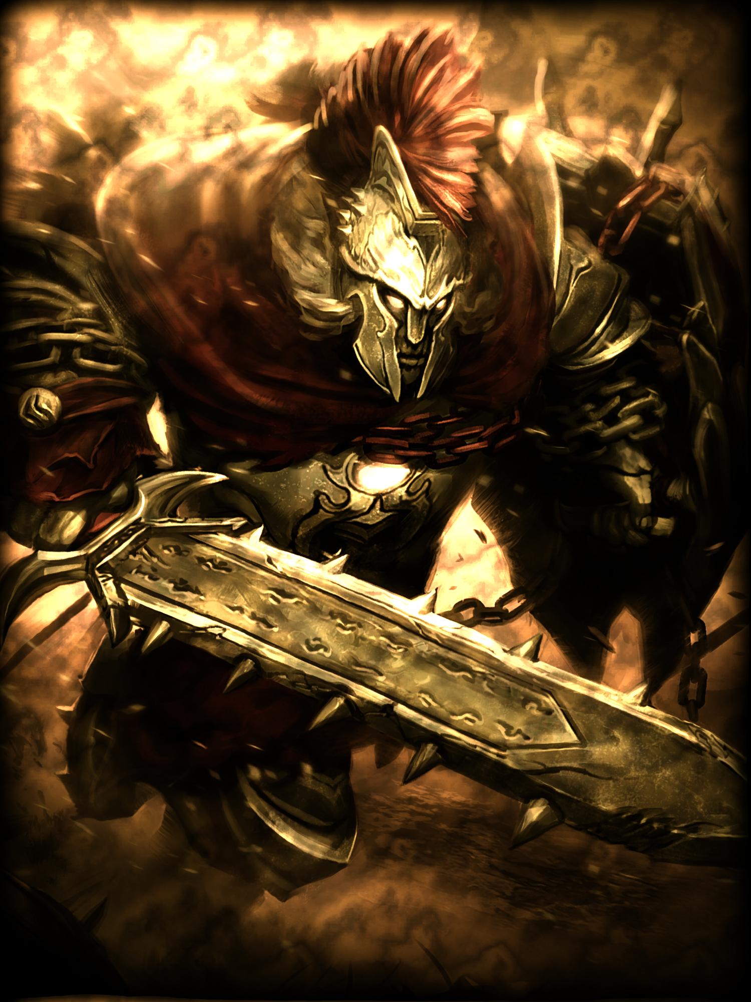 Legendary Ares