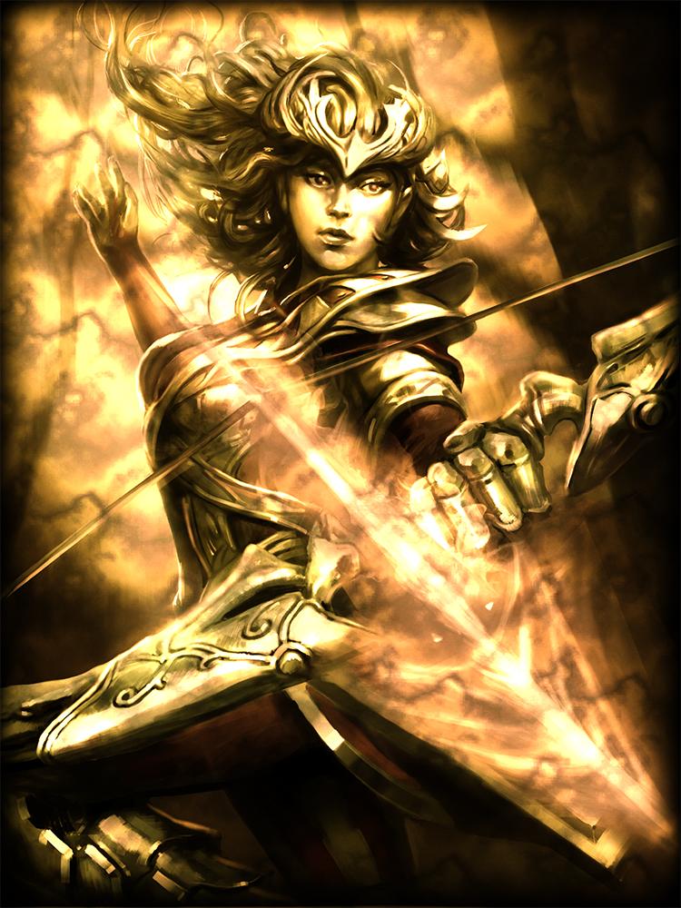 Legendary Artemis