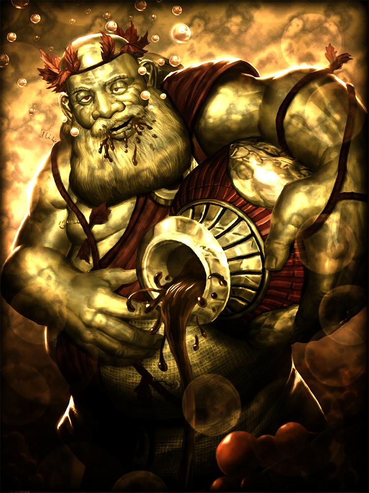 Legendary Bacchus