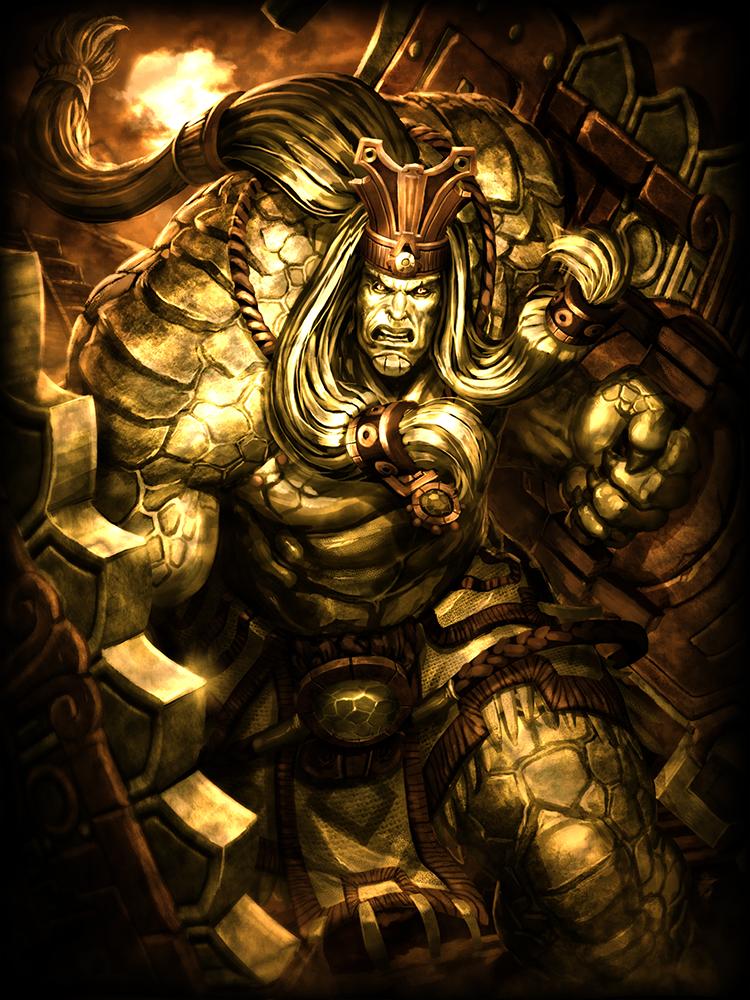 Legendary Cabrakan