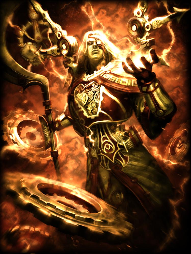 Legendary Chronos