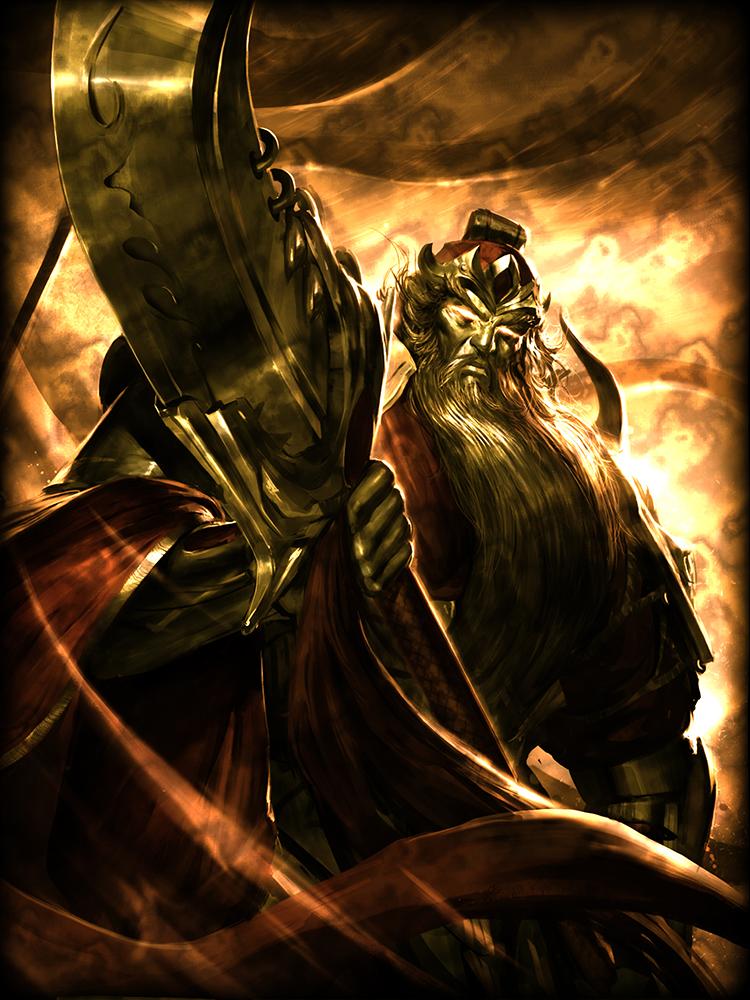 Legendary Guan Yu