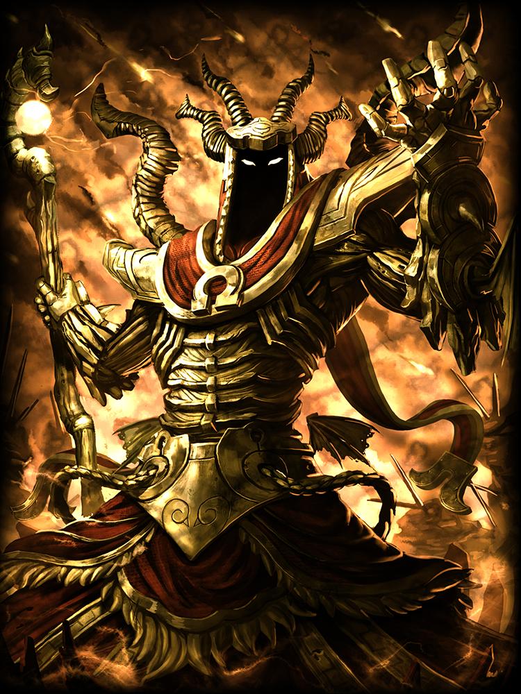 Legendary Hades