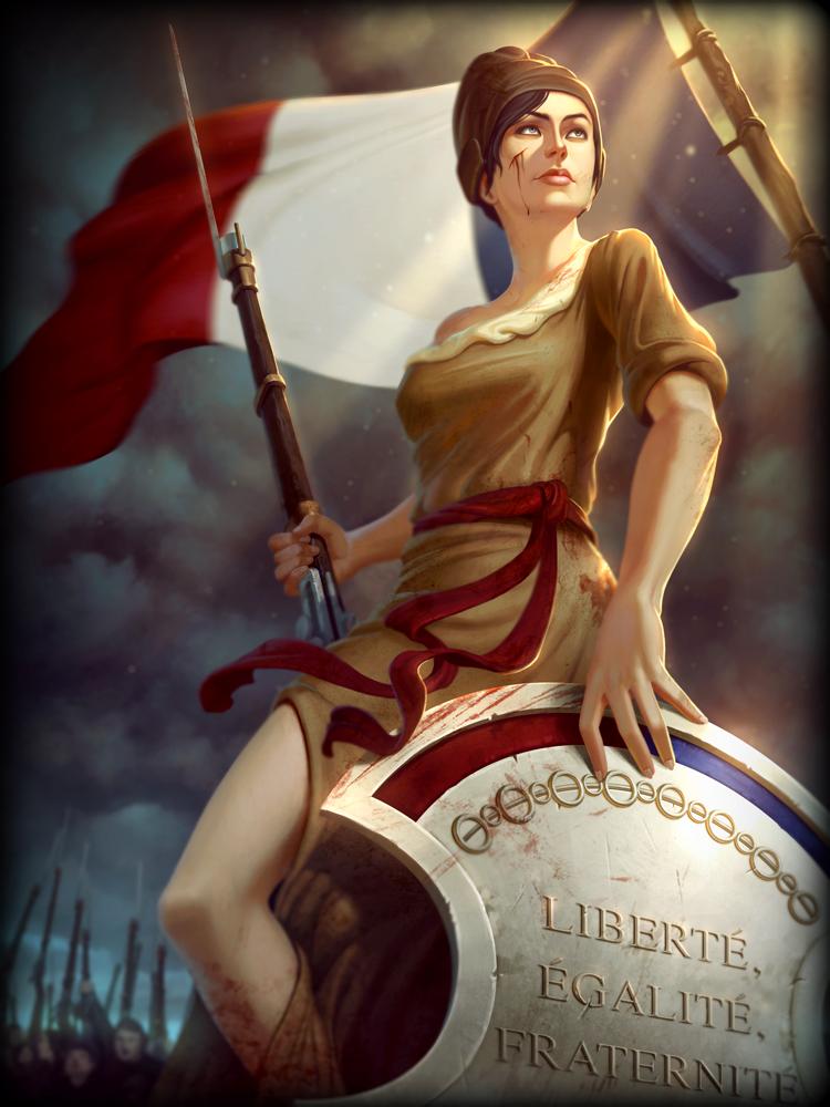 Liberté Athena