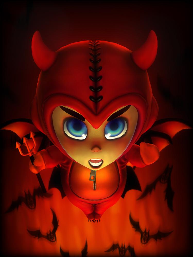 Lil' Devil Cupid
