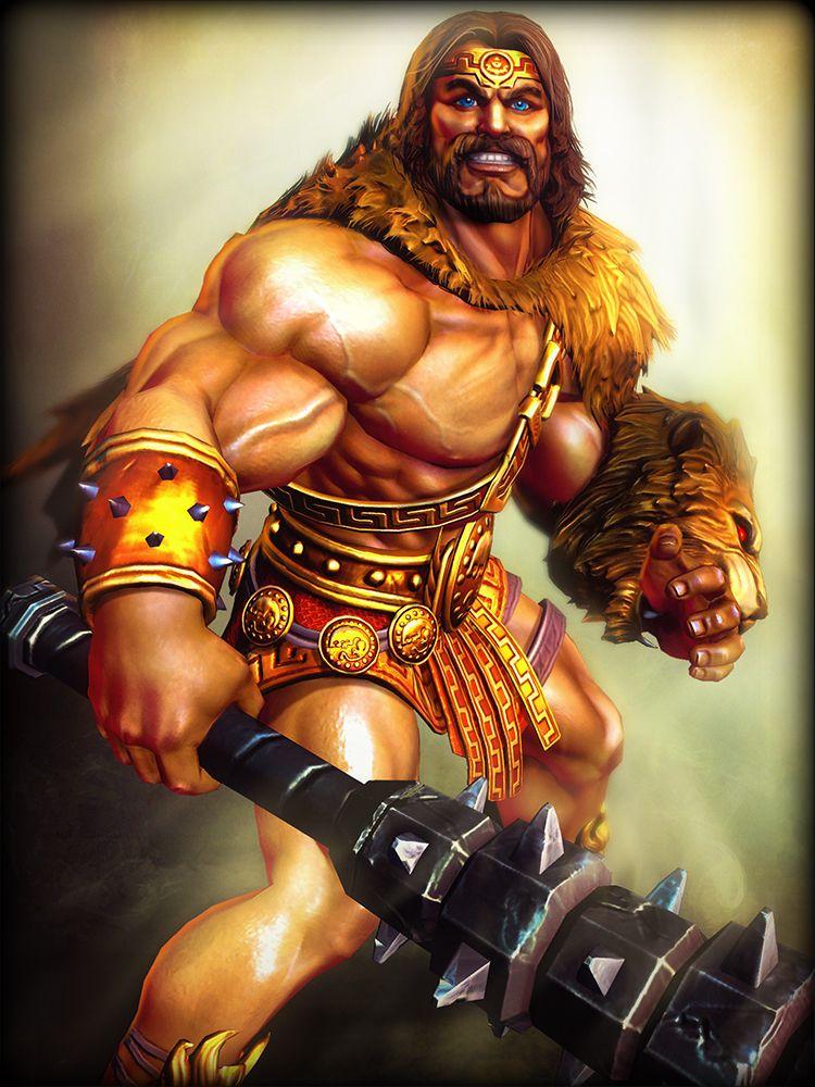Retrocles Hercules