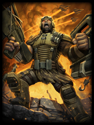 Soldier of Fortune Ares